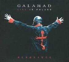 GALAHAD - RESONANCE: LIVE IN POLAND [DIGIPAK] NEW CD
