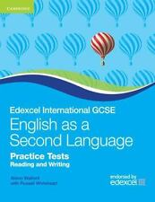 Cambridge International IGCSE: Edexcel Igcse English as a Second Language Bk....