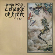 GOLDEN AVATAR - A Change Of Heart (LP) (VG/EX-)