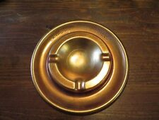 Vintage Canadian Pacific Hotels Anodized Aluminum Ashtray