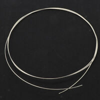 925 Sterling Silver String Wire 1mm 18 Gauge DIY Crafts Jewelry Findings