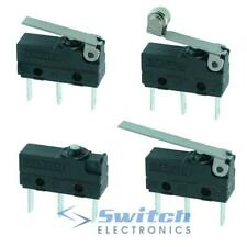 Waterproof Miniature Microswitch SPDT 3A IP67 Micro Switch