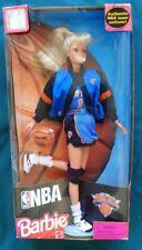 Nba Barbie Knicks - 1998 - New in Box
