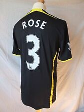 New Authentic Tottenham 2014/15 Away Shirt PLAYER ISSUE Match Prepared ROSE 3  L