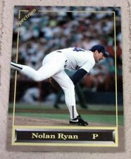 1993 Spectrum Baseball NOLAN RYAN The King of the K Promotional Promo Card - NM