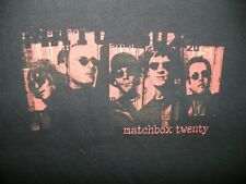 NEW W/OUT TAGS 2001 MATCHBOX TWENTY 20 MAD SEASON TOUR WINTERLAND TAG XL SHIRT