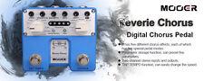 Mooer Reverie Chorus Digital Stereo Chorus Guitar Effect Pedal True Bypass New