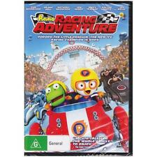 DVD PORORO'S RACING ADVENTURE The Little Penguin Animated Children Sled R4 [BNS]