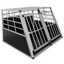 Hundetransportbox Reisebox Autotransportbox Hundebox Transportbox Gitterbox Alu