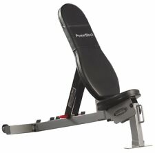 PowerBlock SportBench Adjustable Weight Bench - NEW!
