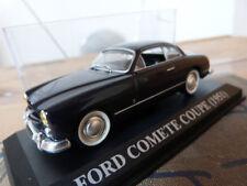 """Ford miniature 1/43 - Comète 1951 - Ixo """"Nos chères voitures d'Antan"""""""