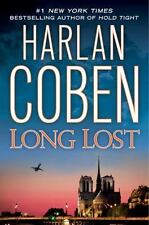 Long Lost by Harlan Coben (2009, Hardcover) FIRST EDITION, PRINTING, NEW