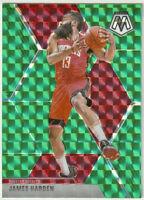 2019-20 Panini Prizm Mosaic Green James Harden Houston Rockets 🚀 🔥