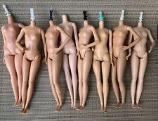 Barbie Body Lot Petite and Skipper Size
