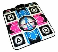 Thick & Comfortable Dance Revolution Console Controller Pad for PlayStation 2
