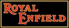 Royal Enfield XL ecusson brodé patche patch  Classic 500 350 Continental GT 535