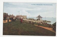 Herne Bay, The Bandstand Postcard, A651
