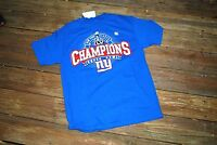 New York Giants Super Bowl XLVI Champion Adult Large T-shirt New with tags