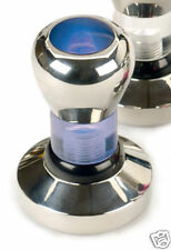 RSVP 58mm Espresso Coffee  Tamper - Blue Acrylic