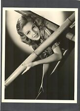 EARLY LANA TURNER PORTRAIT BY WILLINGER - EXC COND 1939 DBLWT - DR. KILDARE