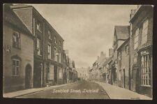 Staffs LICHFIELD Sandford St early PPC