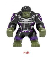 Super Hero Infinity War Avengers End Game HULK Building Blocks Action Figure Toy