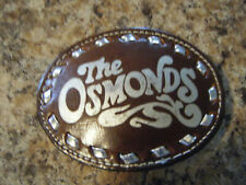 Rare Osmond Belt Buckle from the 70's