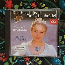 Drei Haselnüsse für Aschenbrödel - CD - Original Soundtrack Karel Svoboda