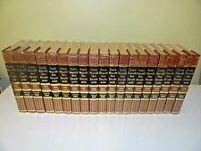 FUNK & WAGNALLS NEW ENCYCLOPEDIA YEARBOOKS 1980-1998, 19 VOLUMES