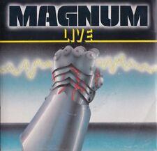 Magnum ORIG UK 2X45 LIve EX '80 Jet 175 Heavy Metal Hard Rock