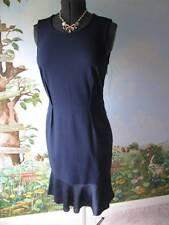 DKNYC Women's Blue Sleeveless Cocktail Dress SZ 10 New