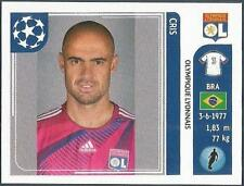 PANINI UEFA CHAMPIONS LEAGUE 2011-12- #228-LYON-CRIS