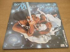 Boney M. – Nightflight To Venus  Vinyl LP Album Gatefold UK 1978 Disco  K 50498