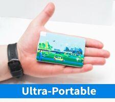 Cell Phone Portable Mini Ultra Slim Credit Card Wallet Size Power Bank 2600mAh