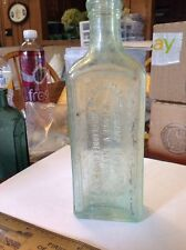 Dr Kilmers Swamp Root Cure Bottle Liver Binghamton Ny 1890's CHEAP