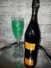 GREEN SPARKLY DRINKS DUST 10ML SHIMMER Unicorn PROSECCO Wedding Birthday