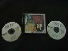 DORIS DAY JOHNNIE RAY WALKING & SINGIN IN THE RAIN ULTRA RARE DOUBLE CD!