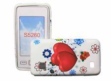 Muggle case in Silicone per Samsung s5260 Star 2 II Pink Heart SILICONE SKIN