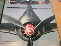 World War 2 Fighter Bomber Aircraft Lot Crown Publishers Nazi Stuka Spitfire '82