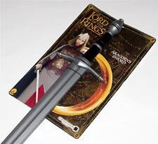 "LORD OF THE RINGS King of Gondor ARAGORN Plastic SWORD LARP PROP Costume 45"""