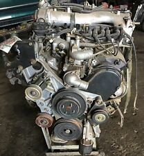 99 00 01 02 MONTERO SPORT ENGINE 3.5L VIN R 8TH DIGIT