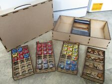 Box for Star Wars Destiny Cards (4 Decks) dice (54) and tokens (Supplied)