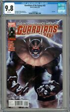 Guardians of the Galaxy #25 Final Issue.  Alex Garner Thanos Cover. CGC 9.8