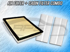 AIR FILTER CABIN FILTER COMBO FOR 2010 2011 2012 2013 2014 2015 NISSAN TITAN