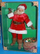 Coca Cola Santa Claus Doll 1948 Hospitality by Mattel 1999 Vol. 1 Sundblom