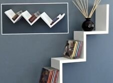 Ikea floating shelf white (Leck)