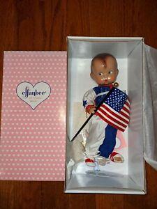 "Effanbee Doll Legends Doll classics V908 Olympic Skippy 12"" New"