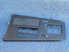 Shift Shifter Console Plate Automatic 1989 C4 Corvette