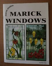 Stained Glass Pattern Book - Marrick Windows