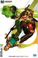 YOUNG JUSTICE #1 YASMINE PUTRI ROBIN VAR DC 1st App Teen Lantern & Jinny Hex NM